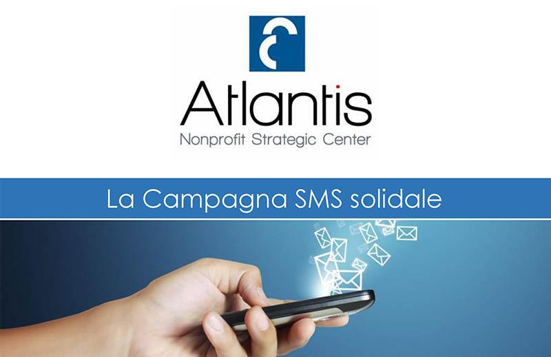 La campagna SMS solidale