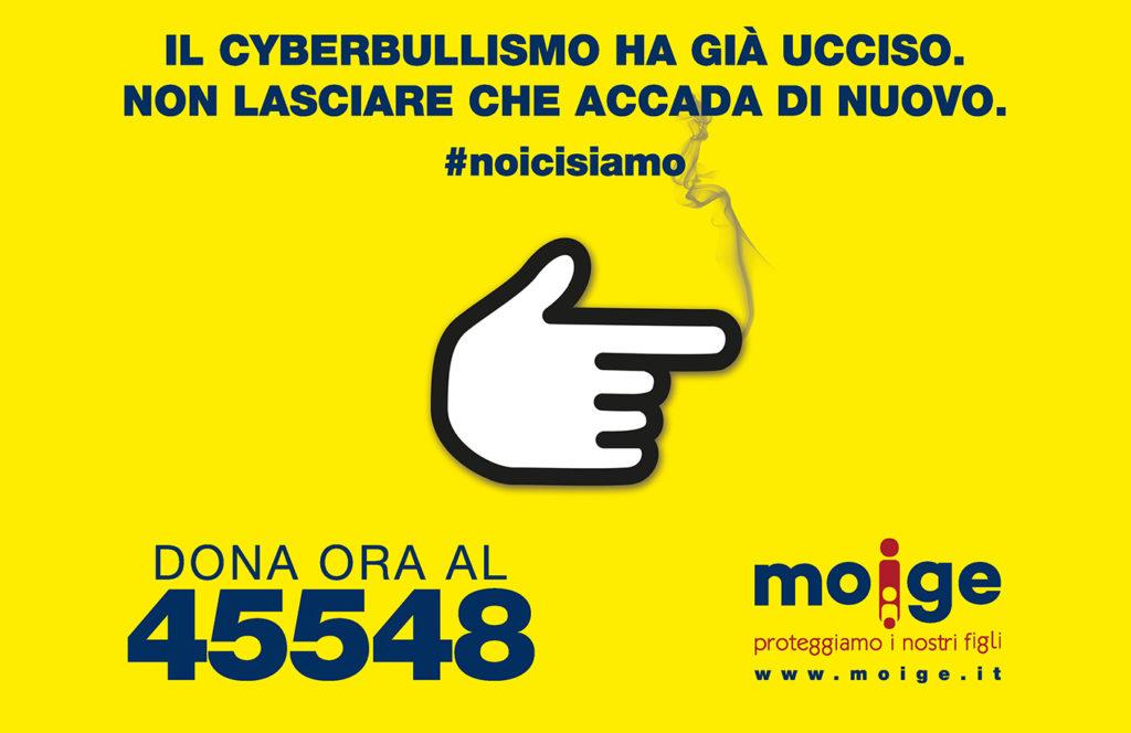 Al via la campagna SMS di MOIGE Onlus
