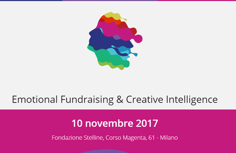 EMOTIONAL FUNDRAISING & CREATIVE INTELLIGENCE