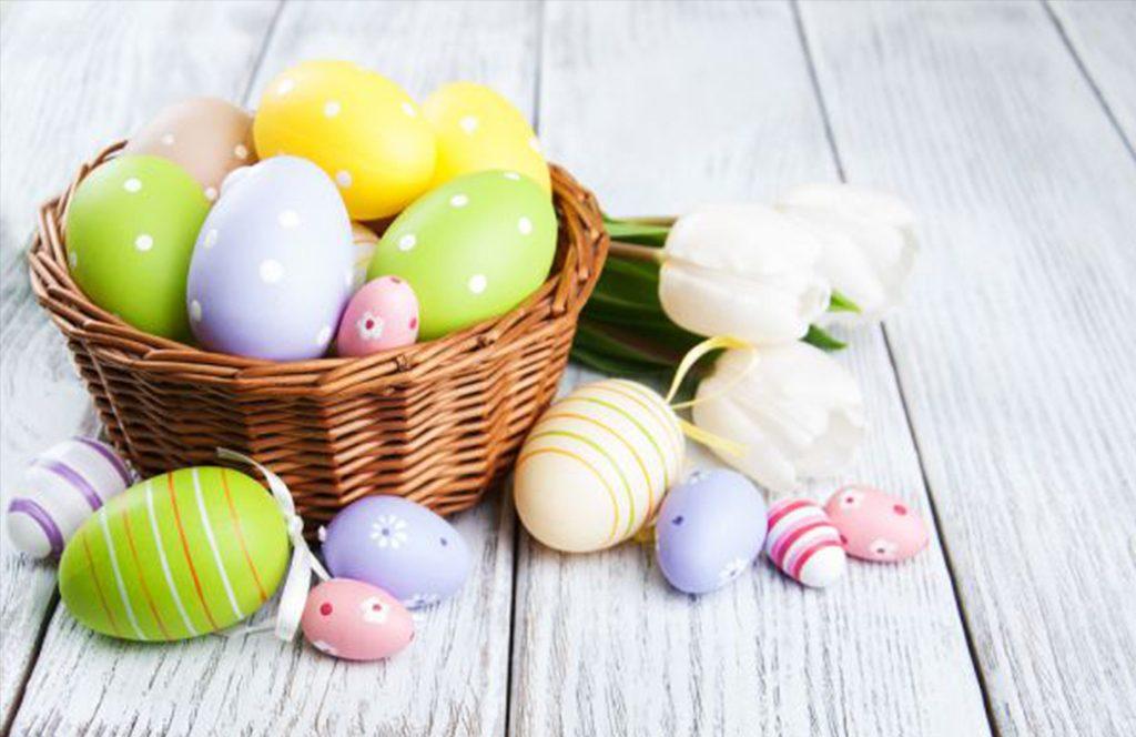 Una Pasqua più dolce con le uova solidali