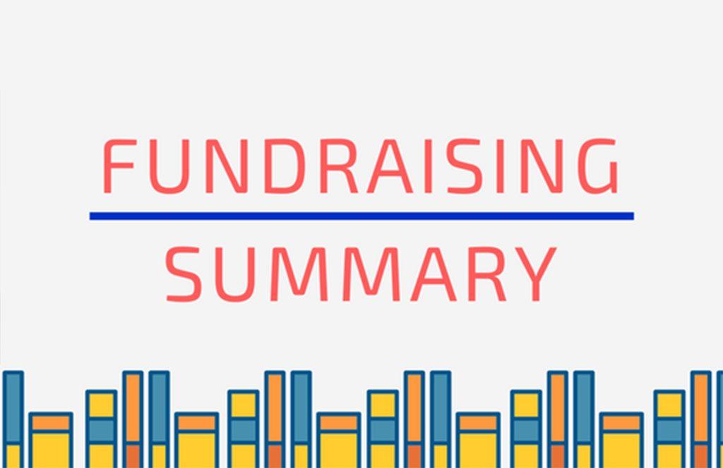 Fundraising Summary 2019
