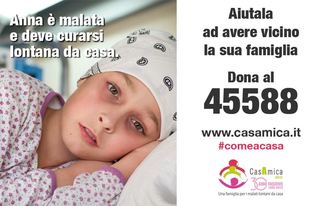 #COMEACASA: Al via la campagna sms di CasAmica