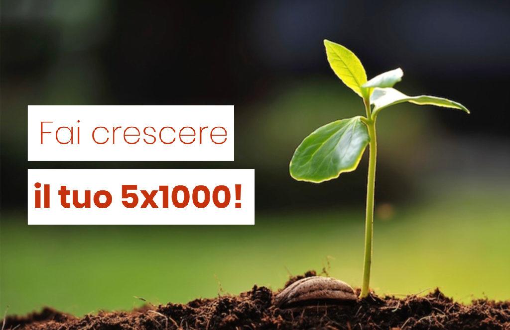 5 campagne per far crescere il tuo 5×1000