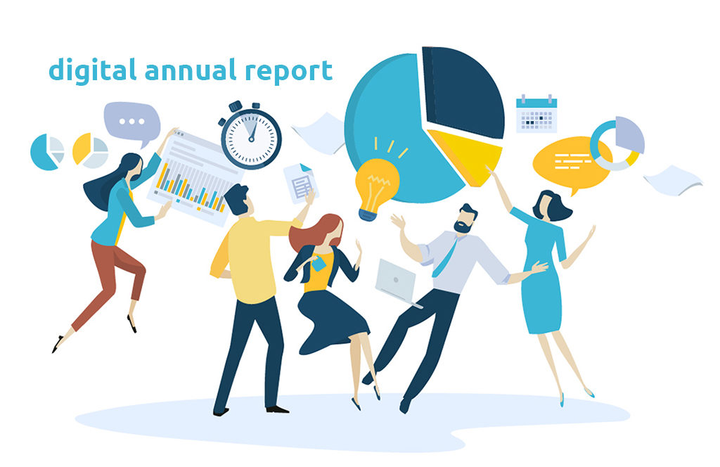 Rendi digitale il tuo rapporto annuale