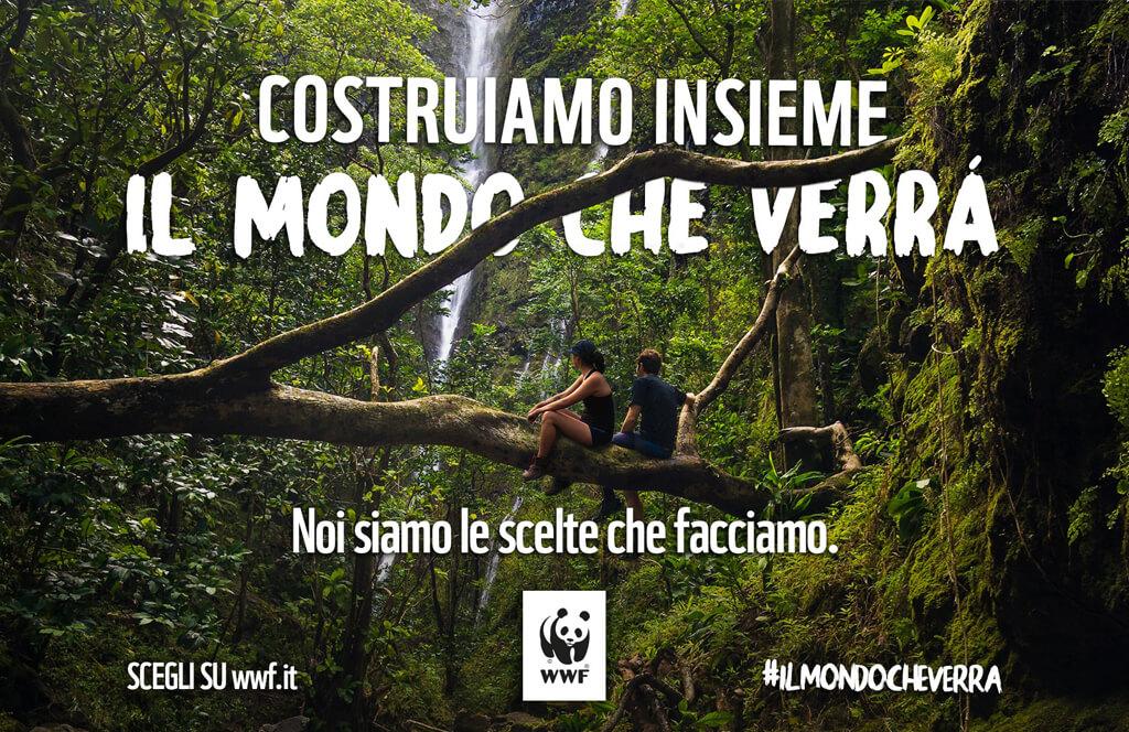 """WWF lancia la campagna di sensibilizzazione """"Il Mondo Che Verrà"""""""