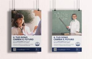 Campagna lasciti Università Campus Bio-Medico Roma